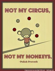 circus monekys